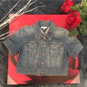 Tommy Jeans Short Sleeve Demin Jacket